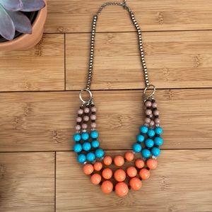 Jewelry - Bohemian beaded necklace